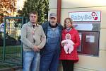 Babybox ve Slezské nemocnici.