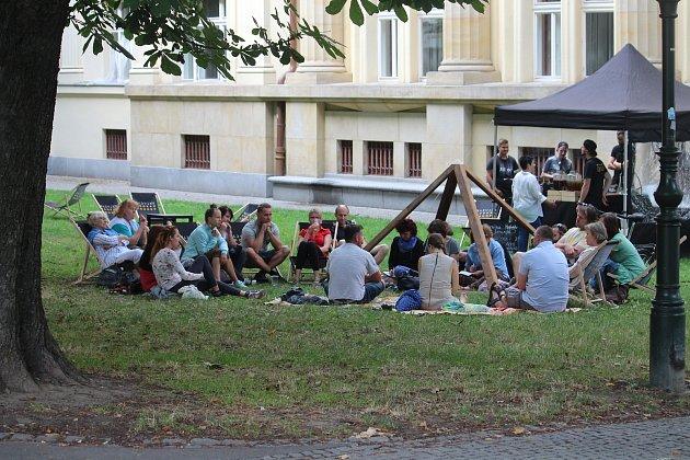 Opava opět chutnala po bylinkách. Sady Svobody vsobotu 3.srpna ožily druhým ročníkem festivalu bylin.