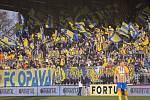 SFC Opava - Dukla Praha 2:0.