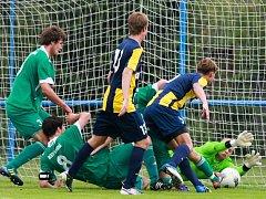 Slezský FC Opava B - MFK Karviná B 0:3