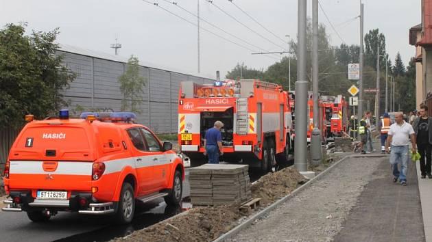 V pondělí odpoledne došlo k většímu úniku plynu v opavských ulicích Bílovecká a Jánská.