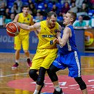 BK Opava – Elfic Fribourg Basket 76:77
