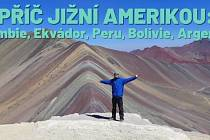 Napříč Jižní Amerikou.