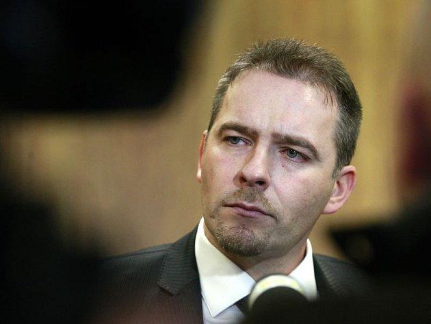 Náměstek ministra dopravy Kamil Rudolecký.