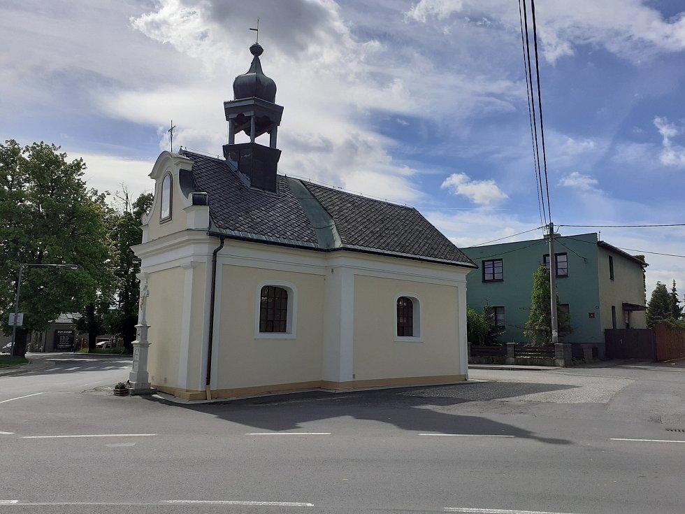 Kaple Zvěstování Panně Marie.