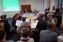 Tématem číslo jedna pondělního zastupitelstva v Hradci nad Moravicí byla budoucnost Národního domu.