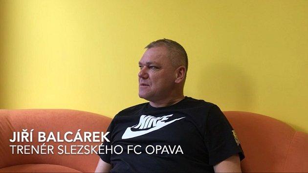 VIDEO: Jiří Balcárek před Jabloncem