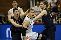 ČEZ Basketball Nymburk - BK Opava 90:54