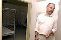 Síťových lůžek je v Psychiatrické léčebně v Opavě sedmadvacet.