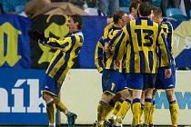 Slezský FC Opava - FC Vítkovice 3:1