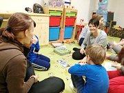 Azylový dům v Opavě. I tam lidé pomáhají.