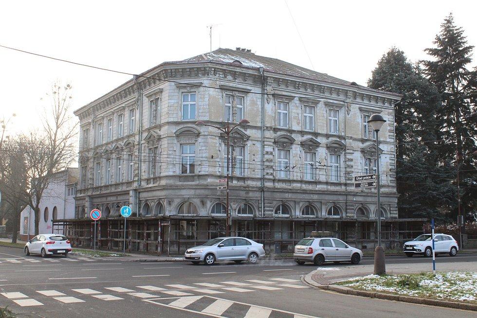 Loutkové divadlo v Opavě.
