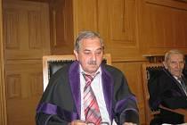 Soudce Vladimír Polášek.