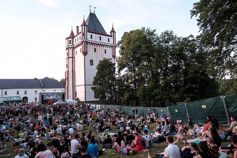 Festival Hradecký slunovrat.
