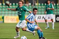 FC Hlučín - 1. SK Prostějov 0:1