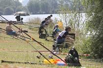Letošní národní kolo Zlaté udice se konalo v Šilheřovicích, na štěrkovně u Dolního Benešova a na fotbalovém hřišti v Hati.
