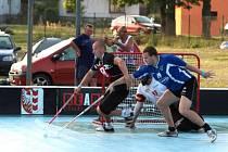 Finálové utkání si zahráli havířovští ZH (pozdější vítěz) s Naklepanými řízkmy (hráči Paskova).
