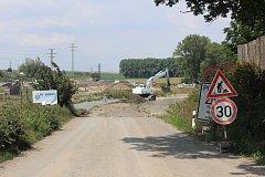 Stavba části severního obchvatu cestu do Polska neblokuje.