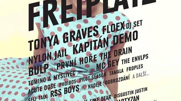 Místní kluby se v pátek 25. a sobotu 26. května zapojí formou koncertů, poslechových a tanečních večírků a soutěží do hudebního festivalu FreiPlatz.