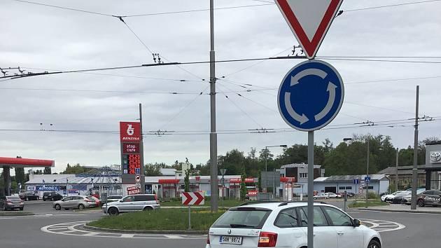 O víkendu hrozí v Opavě dopravní problémy, i když ty už jsou i v současné době.