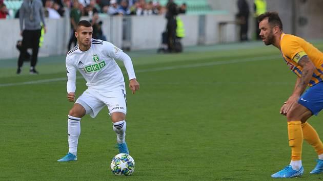 Nová posila FC Hlučín Oliver Putyera