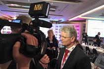 Herbert Pavera byl na Sněmu TOP 09 v pražském hotelu Don Giovanni zvolen do předsednictva strany.