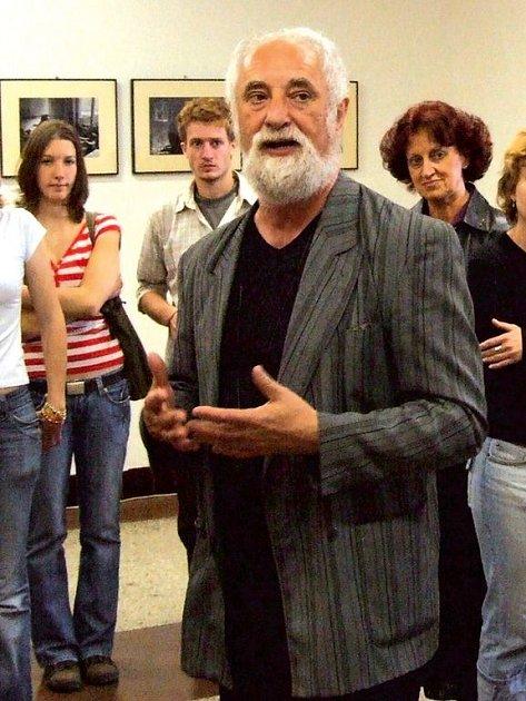 Jindřich Štreit je patronem výstavy Můj svět, která se uskuteční v rámci hradeckého Měsíce charity.