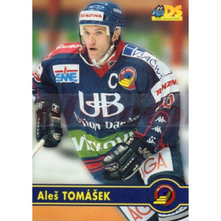 Aleš Tomášek v dresu Vítkovic. Foto: HC Vítkovice