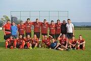 Fotbalový memoriál Afréda Bitomského, domácí mužstvo
