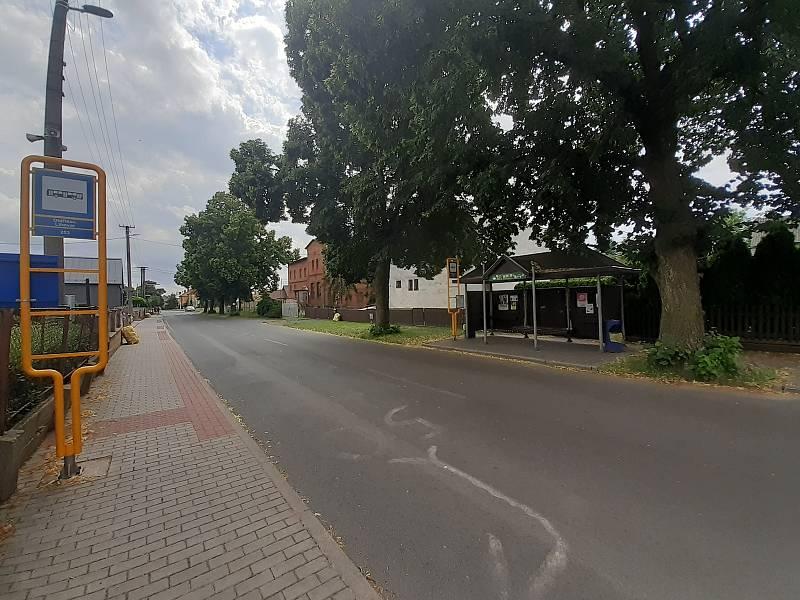Obec Oldřišov.