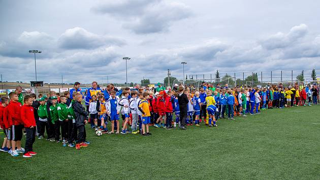 6. ročník mezinárodního turnaje Moravskoslezský CUP 2018.