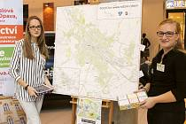 Do realizace projektu pocitové mapy jsou aktivně zapojeni také studenti.