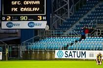 Zmar a znovu zmar. Tak nějak vypadala letošní sezona v podání Slezského FC Opava.