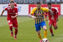 SFC Opava - FC Zbrojovka Brno 1:3