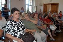 Zastupitelstvo města Opavy. V červnu se jej účastnila široká veřejnost.