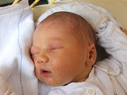 Maxmilián Vavrečka se narodil 17. dubna, vážil 4,06 kilogramů a měřil 52 centimetrů. Rodiče Žaneta a Jakub z Oldřišova svému prvorozenému synovi přejí, aby byl v životě zdravý a dělal všem jen radost.