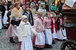 Svatomartinské slavnosti v Opavě.