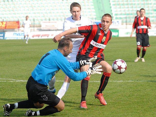 FK Baník Most - Slezský FC Opava 0:1
