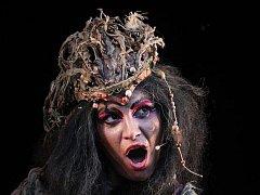 Operu Rusalka si budete moci vychutnat v prostředí hradeckého zámku. Ježibabu uvidíte a uslyšíte v podání Andrey Kalivodové.