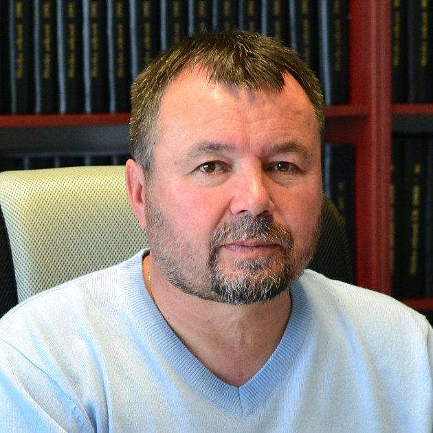 Petr Halfar, starosta Sudic