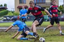V kravařských Koutech proběhl další ročník turnaje v malé kopané Timi Cup.