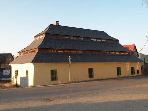 Vošárna v Raduni. Ilustrační foto.