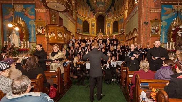 Tradiční vánoční koncert, který připravila Matice slezská, se uskuteční také v letošním roce.