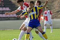 Hanácká Slavia Kroměříž – Slezský FC Opava 1:1