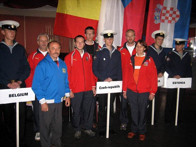 Tři kušisté z Opavy reprezentovali Českou republiku na osmém mistrovství Evropy ve střelbě z polní kuše v ruském Petrohradě.