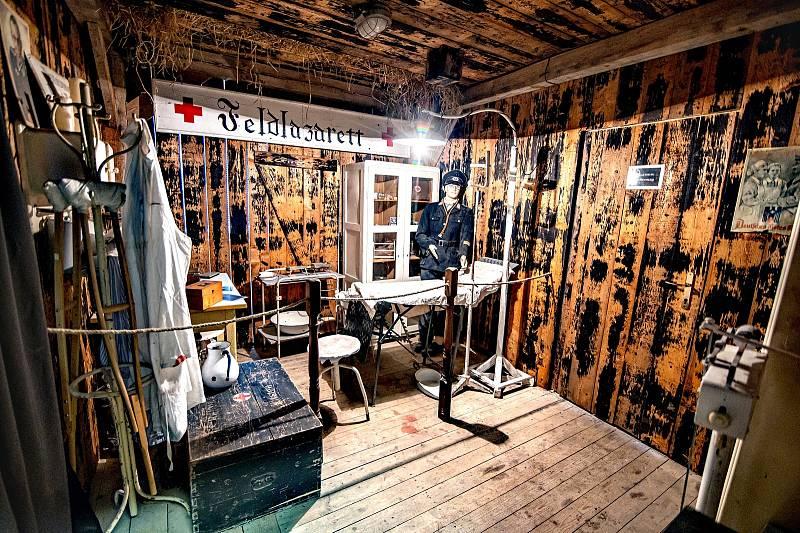 Muzeum Chuchelná.