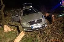 Nehoda - Budišovice