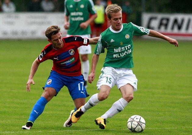 FC Hlučín – FC Viktoria Plzeň 0:7