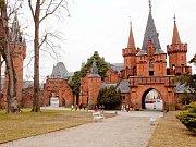 Nové dětské průlezačky město vyšlo na 300 tisíc korun.