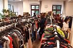 Bazar v Opavě.